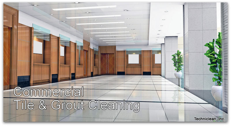 Ceramic Tile Grout Cleaning Services Winnetka