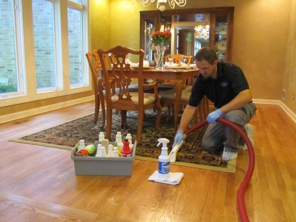 Carpet and Rug Cleaning Lake Forest IL